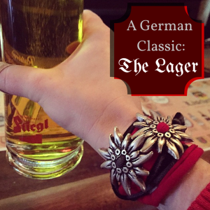A German Classic- The Lager