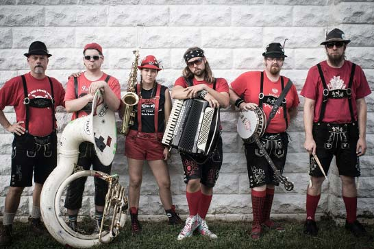 Chardon Polka Band1