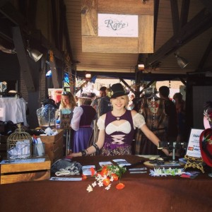 Rare Dirndl - German Fest Milwaukee