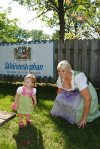 mom and me dirndl