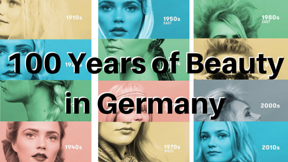 100 years of beauty in Germany