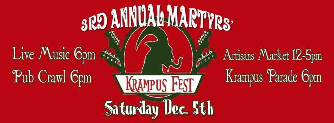 3rd Annual Krampus Fest