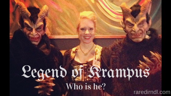 who is krampus